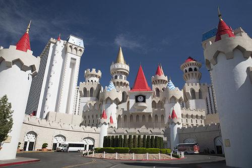 Excalibur Hotel Vegas