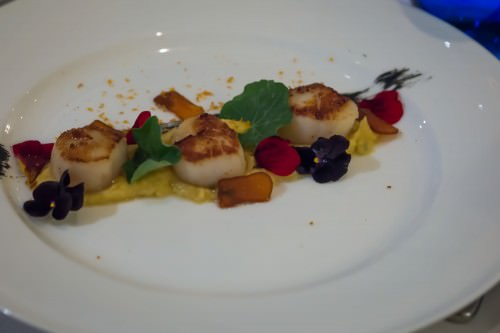 Manfredi at Bells - Scallops