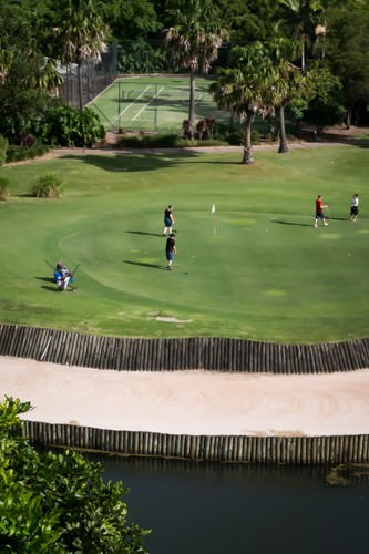 Pacific Bay Resort - Golf and Tennis