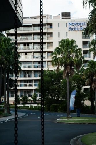 Pacific Bay Resort - Hillside Building