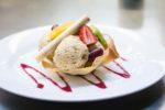 Caramelised Pecan Ice Cream
