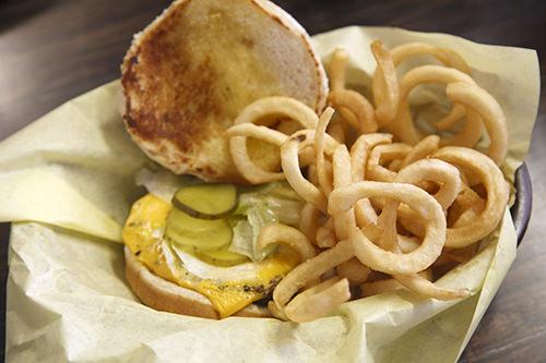 Buddy Holly Burger