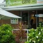 The Sanctuary Cafe - Facade