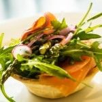 The Sanctuary Cafe - Warm tart