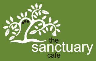 The Sanctuary Cafe logo