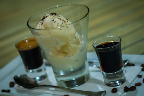 Fish Heads - Affogato