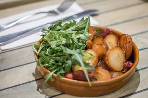 Fish Heads - Potato & Chorizo