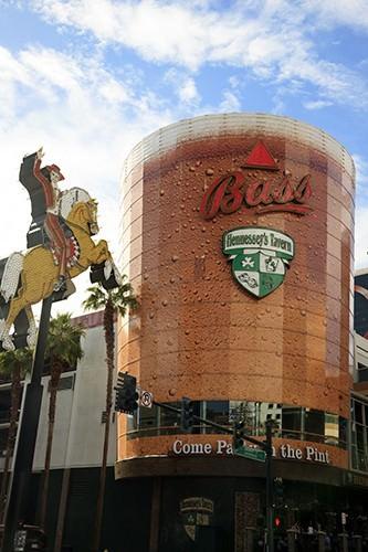 Fremont Street Vegas