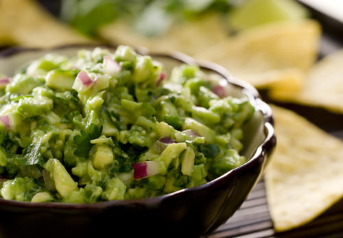 Guacamole - Mexican Recipe