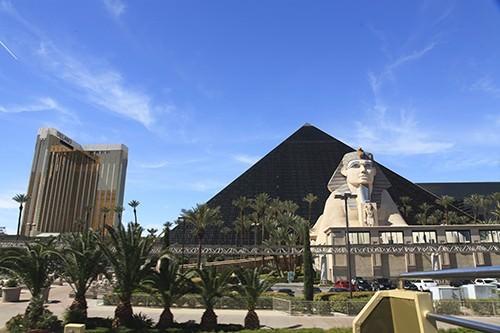 Luxor Hotel -Big Bus Tour Las Vegas
