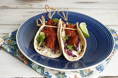 Mexican Soft Tacos