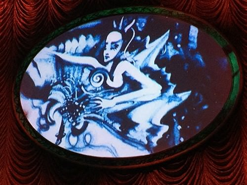 Sand Painting Zarkana Oracle