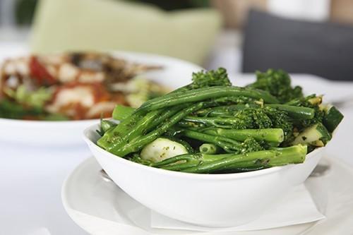 Side Dish -Sautéed Greens