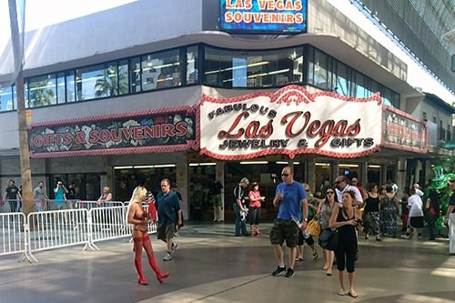 Topless Vegas