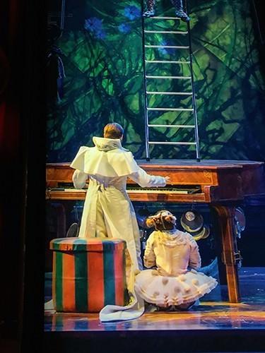 Las Vegas Cirque du Soleil - Zarkana