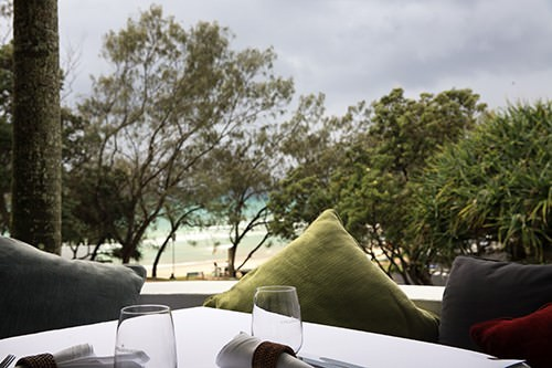 Wategos Beach - The Restaurant -Byron Bay