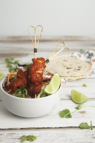 Yucatan Chicken - Pollo Pibil
