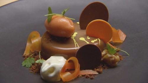 Anna's Masterchef Carrot Cake