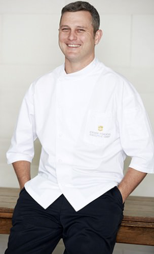 Executive Chef Steve Krasicki Shangri-La Hotel