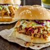 "Texan Pulled Pork Burgers – ""Mouthwatering"" Texas BBQ Flavored Slow Cooker Recipe"