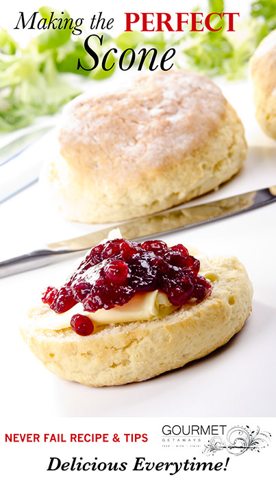 Making the Perfect Scone Tips