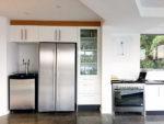New Kitchen East Wall Fridges