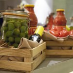 Preserved Vegetables & Pickled Olives