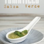 Tomatilla Salsa Verde Recipe - Pin Me