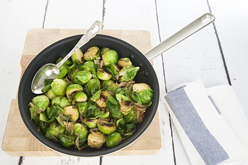 5 Reasons to Eat Brussels Sprouts