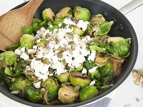 Brussels Sprout Recipe