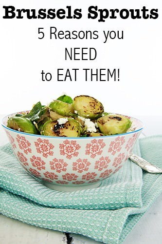 Brussels Sprouts - 5 Reasons You NEED to EAT them! Plus a quick easy low calorie recipe to get you started... and yes they are Paleo!