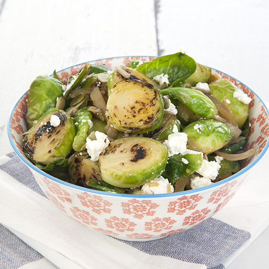 Brussels Sprouts Side Dish FG