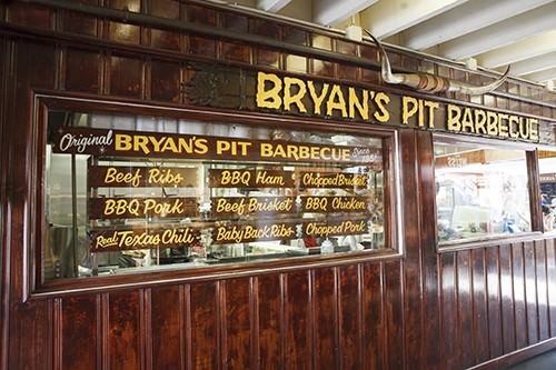 Bryans Pit Barbecue- Farmers Markets LA