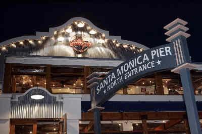 Bubba Gump Shrimp Santa Monica Pier