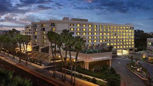 DoubleTree Hilton Hotel Santa Monica