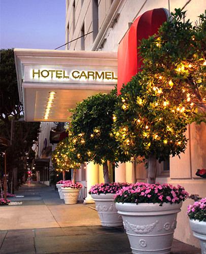 Hotel Carmel Budget Hotel Santa Monica