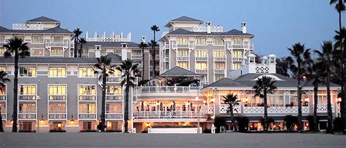 Shutters on the Beach Luxury Accommodation Santa Monica