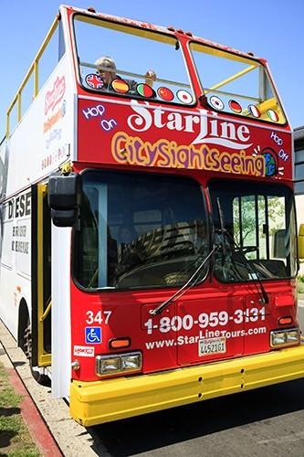 Starline Bus Tours