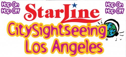 Starline Sight Seeing Los Angeles Logo