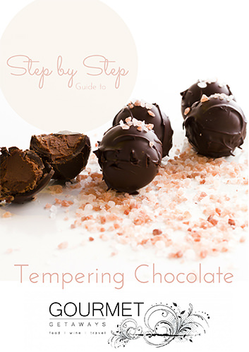 Step by Step Guide to Tempering Chocolate