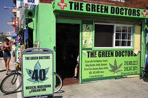The Green Dr's at Venice Beach