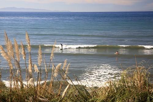 Cedar Surfing Santa Barbara - Devereuax Beach