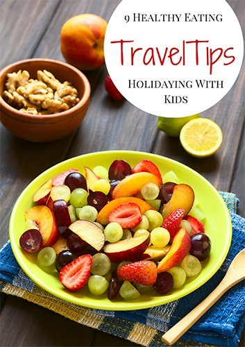 Travel Tips for Healthy Eating