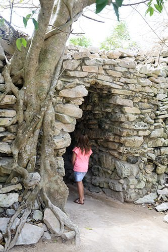One of the Tulum Entrances