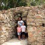 Another of the Mayan Tulum Stone Exits