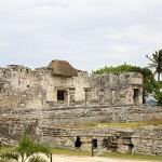 Inside Tulum Ruins -Watchtower