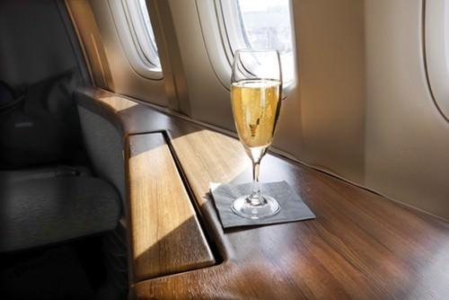 Consider Upgrading Your Airline Seat