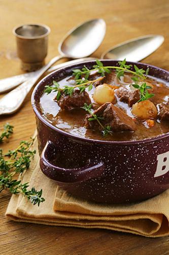 Beef Bourguignon Image