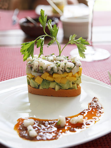 Mexican Ceviche Recipe -Timbal