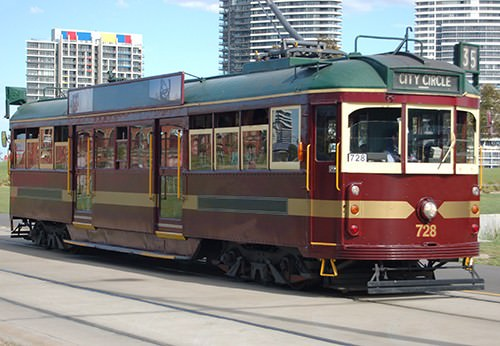 City Cirle Tram Melbourne - Top Things To Do Melbourne Guide